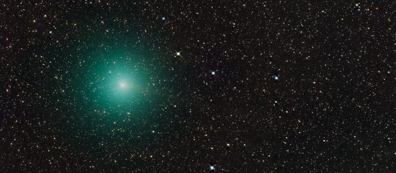 Komet 252/P LINEAR am 11.04.2016