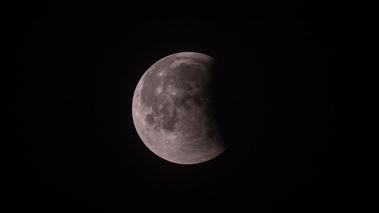 Mondfinsternis 2015