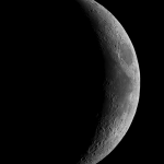 Mond 1. Viertel