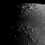 Mond - Krater Plato
