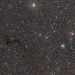Barnard 150 und NGC 6949