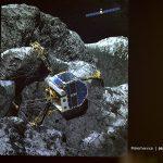 Grafik Philae-Landeroboter