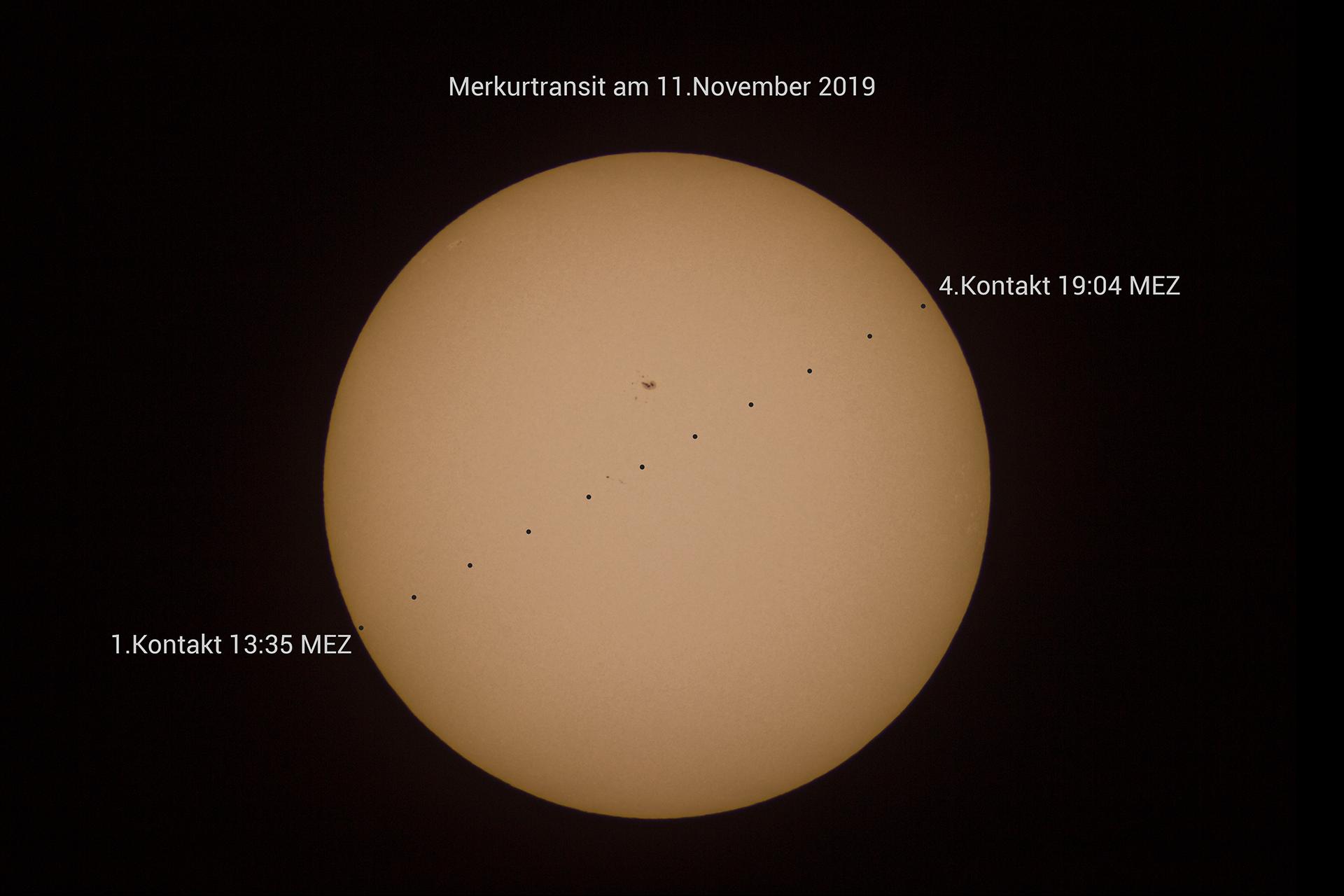 Merkurtransit 2019