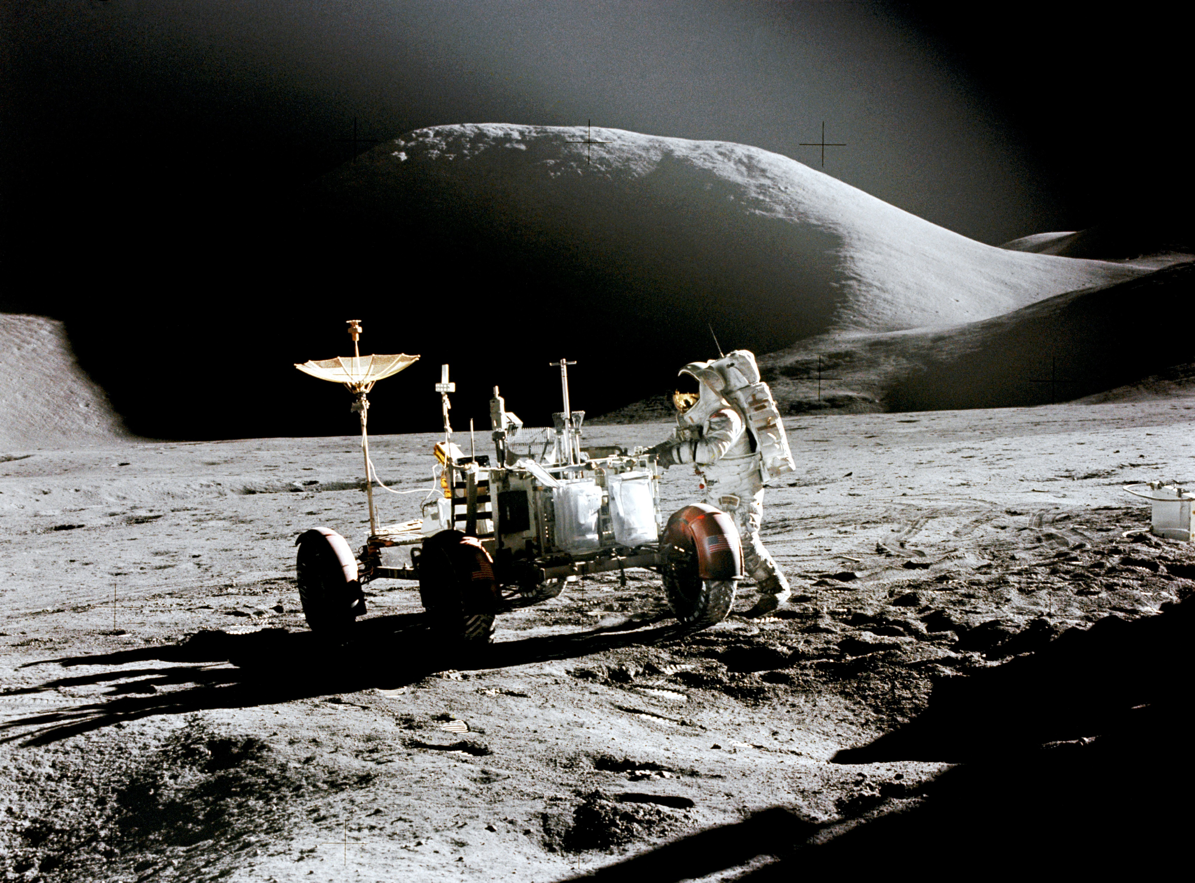 Apollo 15 Quelle: nasa.gov